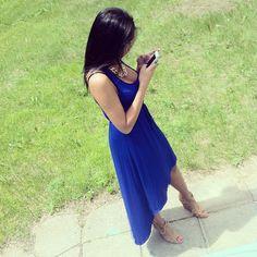 Love the dress! #ootd#summer#girl#sun#wedge#lolashoetique