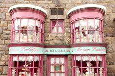 The Cherry Blossom Girl - Wizarding World of Harry Potter Universal Studios Osaka 28 Universal Studio Osaka, Universal Studios, Cherry Blossom Girl, Harry Potter Universal, Places To See, Japan, Boutiques, World, Tea Party