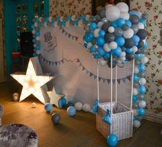Kids birthday setups