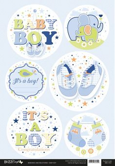 foil play baby boy