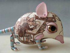 Porcelain Sculptures by Anya Stasenko and Slava Leontyev » Design You Trust