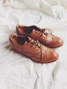 60ce60cbc49c forever in love with oxfords Brown Oxfords Outfit