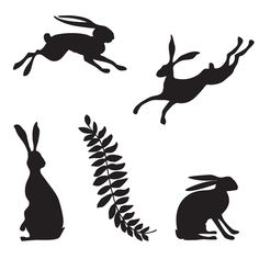 Barbara Gray's Blog. One Day at a Time.: Hares two a Brand new Tree stencil !