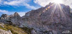Słowenia - Alpy Julijskie - Mangart 2679 m n.p.m. – wyżej jeszcze nie byłam