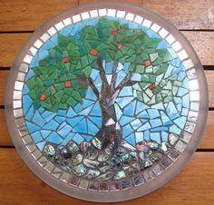 mosaic tree | Flickr - Photo Sharing!