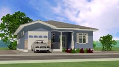 Springland Gardens - Phase 2 Phase 2, Trinidad, House Plans, Gardens, Mansions, House Styles, Home Decor, Mansion Houses, Room Decor