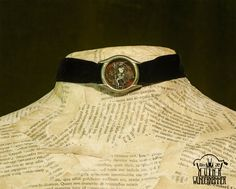 Items similar to steampunk choker DEVIL on Etsy Handmade Jewelry, Unique Jewelry, Handmade Gifts, Chocker, Devil, Steampunk, Inspired, Trending Outfits, Rings