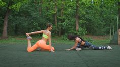 Young Sportswoman Stretching And Preparing To Run. #Athletic, #Beautiful, #Exercise, #Female, #Fitness, #Girl, #Health, #Healthy, #Lifestyle, #PamPamPam, #Sport, #Summer, #Training, #Woman, #Workout, #Young http://goo.gl/Fnpntw