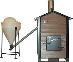 Ultra Series WoodMaster Pellet Boiler/Furnace