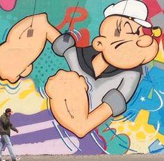 The Bowery Mural #streetart never fails