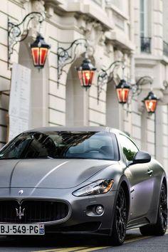 Italian design: Maserati