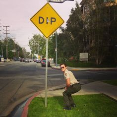 Obey the sign or pay the fine! Safety matters with #ParkingWithParrish #DIP #datBootydoe
