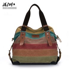 Fashion Canvas Bag Brand Women Handbags Patchwork Casual Women Shoulder Bags Female Messenger Bag Ladies 2017 Spring Purse Pouch     Tag a friend who would love this!     FREE Shipping Worldwide | Brunei's largest e-commerce site.    Buy one here---> http://mybruneistore.com/fashion-canvas-bag-brand-women-handbags-patchwork-casual-women-shoulder-bags-female-messenger-bag-ladies-2017-spring-purse-pouch/