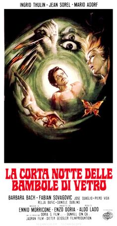 Short Night of Glass Dolls (1971), aka La Corta Notte delle Bambole di Vetro