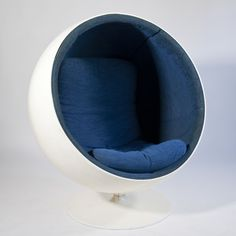 Ball lounge chair by Eero Aarnio for Adelta, 1970s