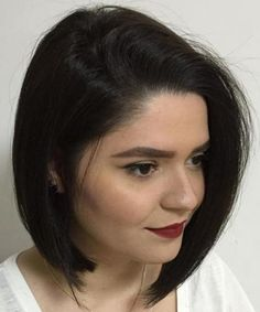 25 Jaw Dropping Asymmetrical Bob Hairstyles 2018 for Women
