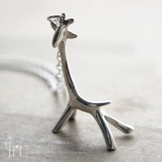 I adore this necklace. It's so simple and chic. I want to start getting higher quality, investment jewelry.