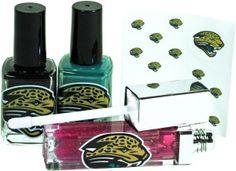 Jacksonville Jaguars, Gadget Gifts, Nail Decals, Lip Gloss, Nail Colors, Gifts For Women, Hair Makeup, Gadgets, Nail Polish
