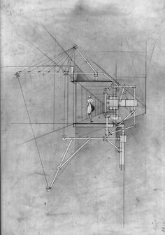 Architectural Drawings Love Hotel - Section Walkway Machine by Henry Stephens - Architecture Graphics, Architecture Student, Architecture Drawings, Concept Architecture, Architecture Design, Architecture People, Architecture Diagrams, Architecture Board, Classical Architecture
