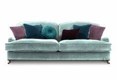 Furniture Village Armchairs 4 seater sofa split frame - somerby - living room furniture