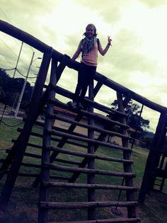 En un Parque de Cuenca