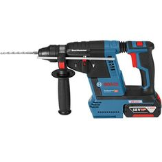 Epic This is the NEW Bosch GBH V F volt Brushless
