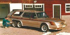 Saab 906 Turbo