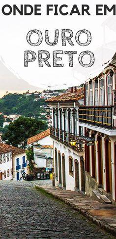 Ouro Preto, em Minas Gerais: Dicas de onde ficar durante a sua viagem. Descubra qual a melhor região para se hospedar, além de hostels, hotéis e pousadas com excelente custo-benefício na cidade histórica mais famosa de Minas Gerais.