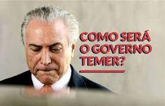 IRAM DE OLIVEIRA - opinião: Governo interino avisa que medidas impopulares só ...