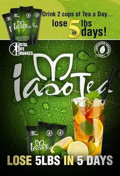 "Iaso™ Tea ingredients are a special blend of 9 safe, natural and edible herbs: Holy Thistle, Persimmon leaves, Malva leaves, Marsh Mallow leaves, Blessed Thistle, Papaya, Ginger, Chamomile, and Myrrh. ‪""flush fat"" ""fat loss"" ""before & after"" CLICK IMAGE OR GO TO: iasotea.com/tguarino1 Rep #3638511 to order your detox tea today!"
