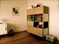 Eames Storage Unit by Luke from Z, via Flickr