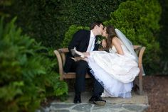 Bride and Groom Photo by wedding channel, via Flickr