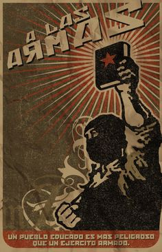 Communist Propaganda, Propaganda Art, Instagram Bio, Obey Art, Arte Latina, Political Art, Dieselpunk, Chicano, Art Quotes