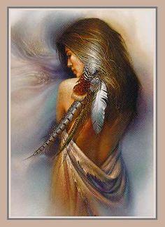 White Feather, Artist Lee Bogle