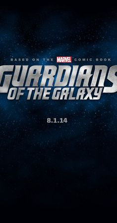 Official Movie Poster   IMDB.com   Guardians of the Galaxy (2014) #GotG #Marvel