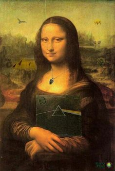 The dark side of the Mona