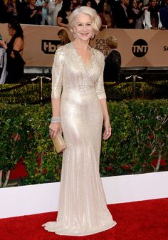 Helen Mirren au SAG Awards 2016