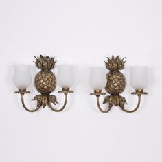 Pair of Maison Charles Wall Lights - picture 1