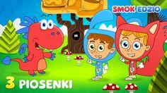 Zestaw 3 piosenek - piosenki dla dzieci od Smoka Edzia - Krasnoludki, Ni...