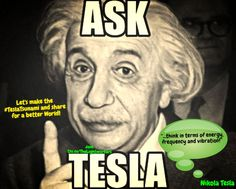 #Einstein, #Tesla TheLightworkers Home | tsū www.tsu.co/theLightworkers