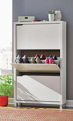 Leslie Shoe Cabinet