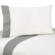 Buy Sweet Jojo Designs French Toile Twin Sheet Set in Black/Cream from Bed Bath & Beyond