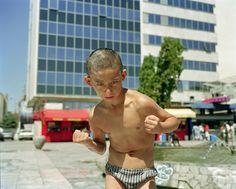 Nina Poppe / Skopje 2006 Cute 13 Year Old Boys, Cute Little Boys, Cute Boys, Submission Wrestling, Beachwear, Swimwear, Contemporary Photography, Slip, Fashion Photography