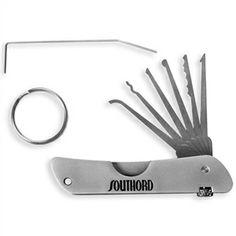 Pocket Lock Pick Set @ http://b-slick.com/pocket-lock-pick-set/