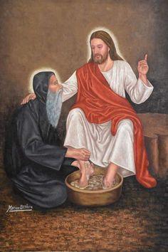 Religious Pictures, Orthodox Icons, Catholic, Heaven, People, Painting, Saints, Men, Art