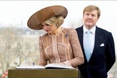 Day 1 Statevisit to France, Queen Maxima in Claes Iversen 10 maart 2016