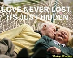 ❥❥ Love Never Lost, It's Just Hidden. ❥❥  so true!