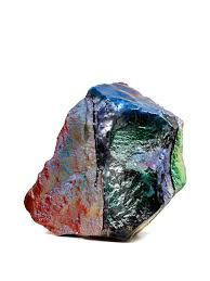 iridescent rocks - Google Search