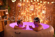 Lay-Z Spa Paris 196 x 66 cm - Bestway Lazy Spa, Hot Tub Deck, Resorts, Wellness, Mood, Paris, Garden, Products, Montmartre Paris