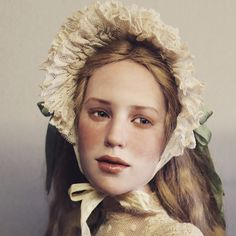 Talented Young Sculptor Creates Dolls That Look Just Like Real Humans